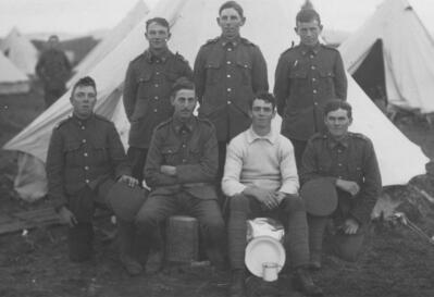 First World War photographs