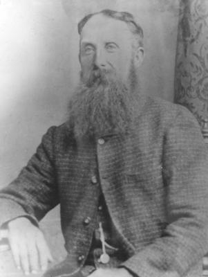 Portrait of George Ridley
