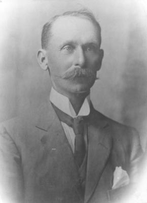 Portrait of Richard J Pothan