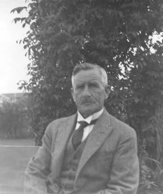 Portrait of H W Whitton