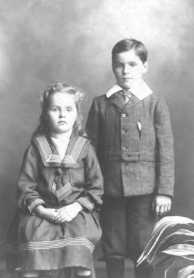 Portrait of Susan and Allan Milne