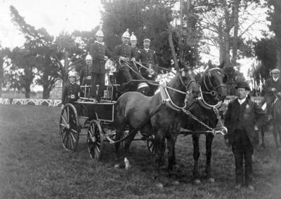 Napier Fire Brigade