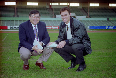 Graham Carden and Gary Kemble, Rugby League, Hawke's Bay