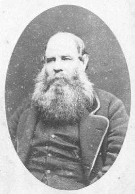 Portrait of Captain McLean