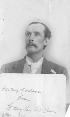 Portrait of Sir Douglas Maclean