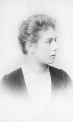 Portrait of Mary Cecil Nairn
