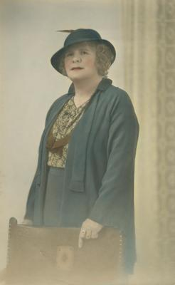 Portrait of Florence Williams