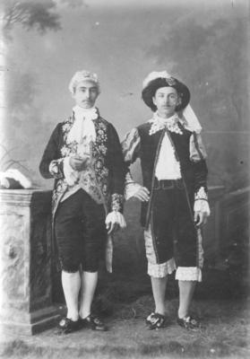 George and Harry Swan