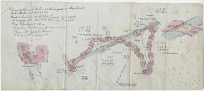 Plan, Havelock North Roads