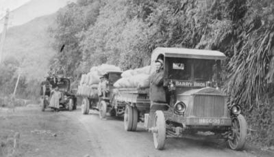 Barry Bros Ltd trucks