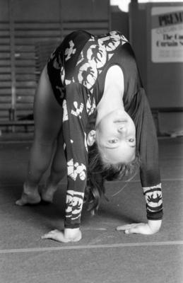 Callie Mansfield, Gymnastics, Napier