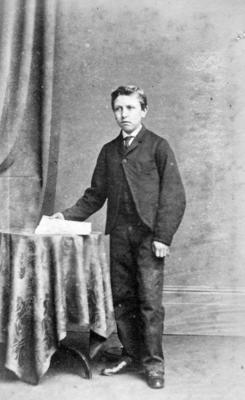 Robert Mousley Glenny (3rd)