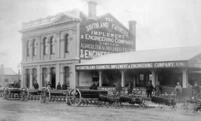 Southland Farmers Implement and Engineering Company Limited, Invercargill