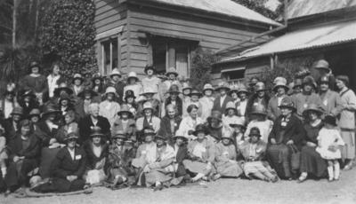 First Conference of Women's Institutes, Omatua