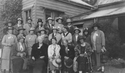Committee Members, New Zealand Federation of Country Women's Institutes
