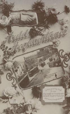 Postcard, Auld Acquaintance