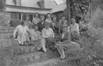 Group portrait, Rissington Recorder Group