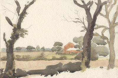 Untitled - farming scene