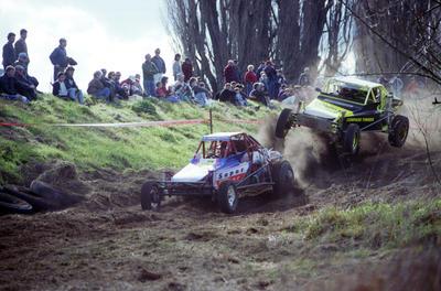 Tim Lawton and David Turner, Offroad National Series, Waiohiki