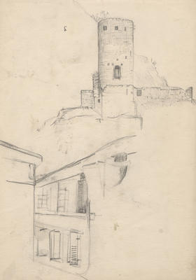 Untitled - castle and buildings