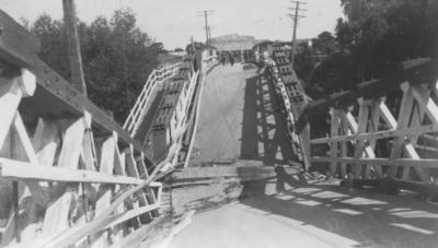 Wairoa Bridge, Wairoa