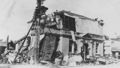 Wairoa Post and Telegraph Office, Wairoa