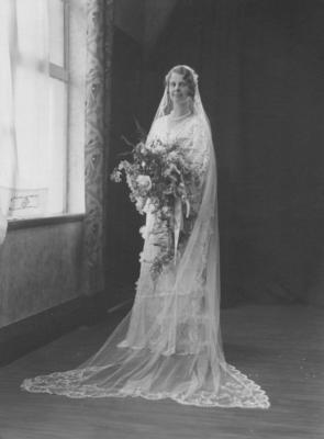 Portrait of Jane Sebire McKenzie