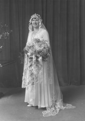Portrait of Bridget French