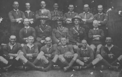 The Ruahine Rugby team