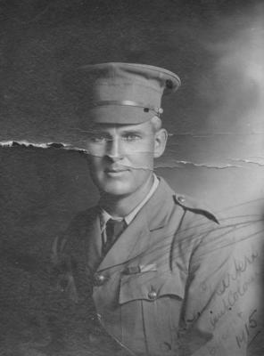 Portrait of Lieutenant-Colonel Alexander Burnett Charters