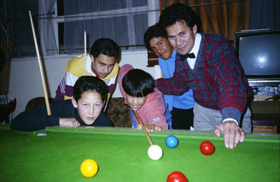 Snooker Enthusiasts, Hawke's Bay