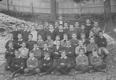Marist Brothers' School pupils