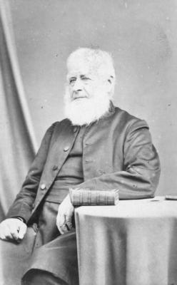 Portrait, Bishop William Williams
