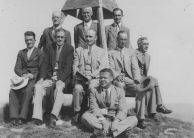 Members of Local Bodies and the Te Mata Trust Board; Lovell-Smith, Hubert John