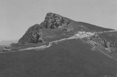 The new road to Te Mata Peak