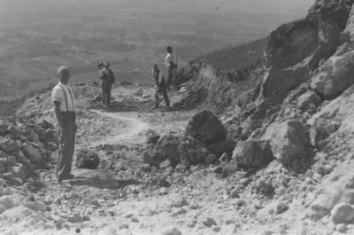 Te Mata Peak road; Lovell-Smith, Hubert John