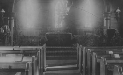 Makotuku Church, Hawke's Bay; Webb, Alice Frances