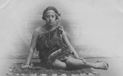 Portrait, Miss Muri Tainui