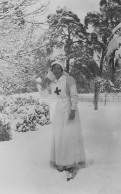 An unidentified nurse