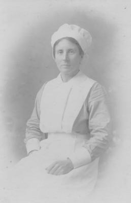 A portrait of Anna Elizabeth Jerome Spencer