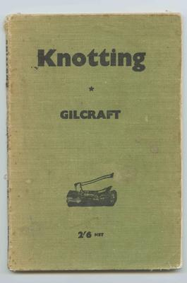 Booklet, Knotting