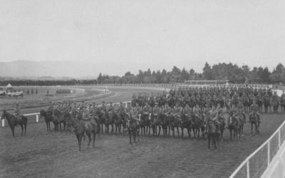 East Coast Mounted Rifles