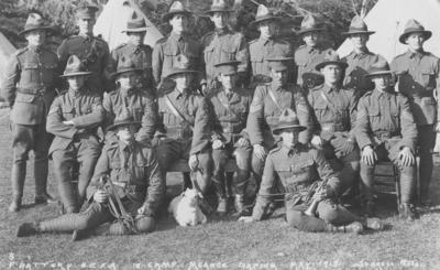 F Battery, New Zealand Field Artillery