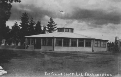 The Camp Hospital, Featherston