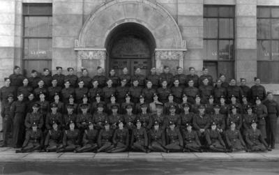 Hawke's Bay Area Army Headquarters staff