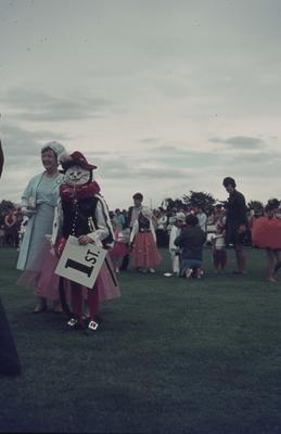 Hastings Blossom Festival parade, children's parade