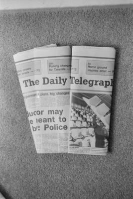 Daily Telegraph Promotion