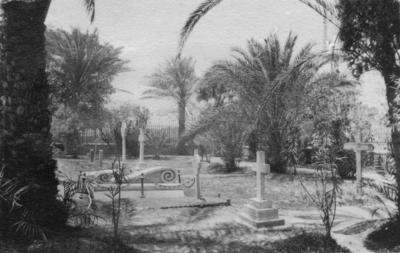 Cemetery, Tel el Kebir