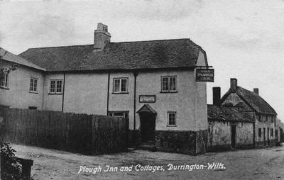Plough Inn and Cottages, Durrington-Wilts