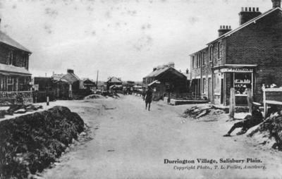 Durrington Village, Salisbury Plain